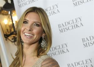 Audrina Patridge arrives at the Badgley Mischka flagship store opening
