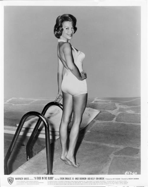 June Blair - ass