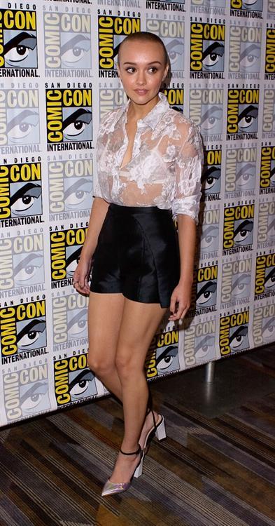 Olivia Cooke