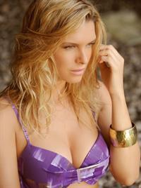 Sofia Zamolo in a bikini