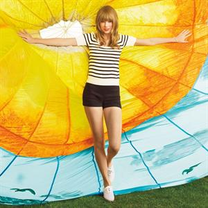 Taylor Swift 2013 Keds Autumn Advertising Campaign Photoshoot