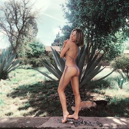 Chloe Rose Lattanzi in a bikini - ass