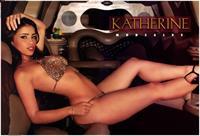 Katherine Monsalve in a bikini