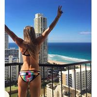 Chelsea Jaensch in a bikini - ass