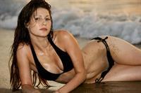 Jenni Lee in a bikini