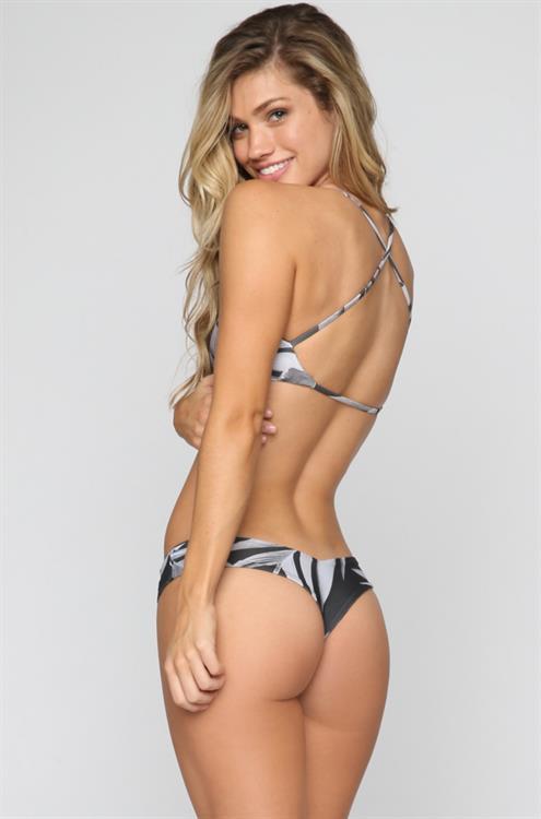 Maggie Rawlins in a bikini - ass
