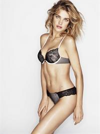 Natalia Vodianova in lingerie