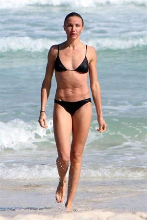 Cameron Diaz in a bikini