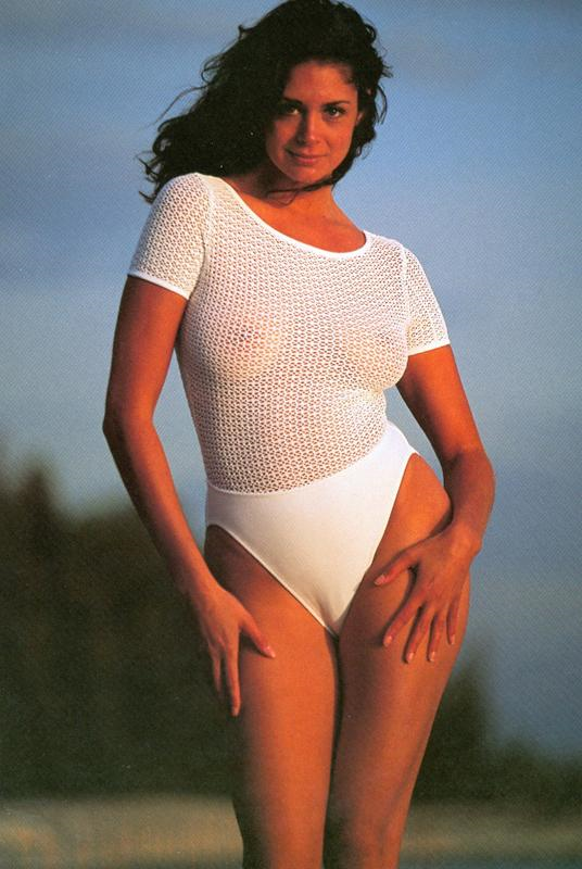 Stacey Williams - breasts