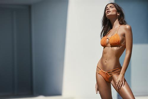 Emily Ratajkowski for Amore & Sorvete Swimwear