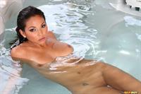 Sheer Turquoise Micro Bikini