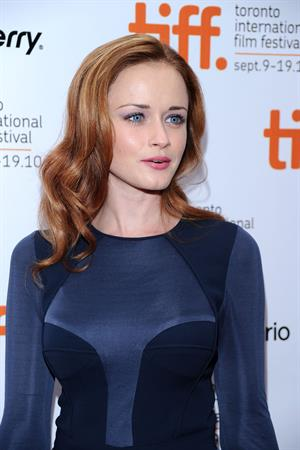 Alexis Bledel at the Conspirator Screening in Toronto, September 10, 2011