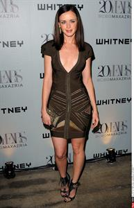 Alexis Bledel at the 2009 at the Whitney Contemporaries Art Party and Auction at Skylight (New York City)