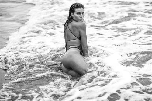 Alejandra Guilmant in a bikini - ass