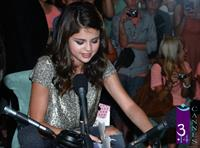 Selena Gomez visits NRJ Radio May 21, 2012