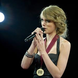 Taylor Swift at the 58th annual BMI Country Music Awards November 09, 2010