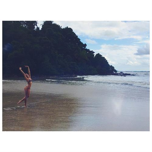 Bruna Marquezine in a bikini