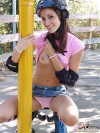 Chloe 18 - breasts