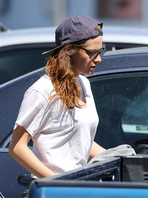Kristen Stewart in Los Angeles on 08/07/2013