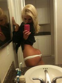 Riley Steele in lingerie - ass