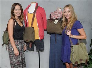 Alternative Apparel and Shopbop Launch The Message Bag in New York on July 30, 2012