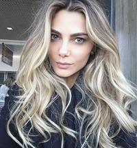 Karina Flores taking a selfie