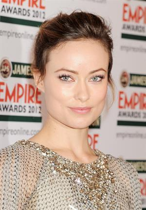 Olivia Wilde Jameson Empire Awards in London March 25, 2012