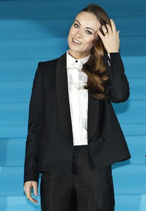 Olivia Wilde Japan premiere of Tron Legacy in Tokyo November 30, 2010