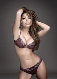 Gaby Ramirez in lingerie