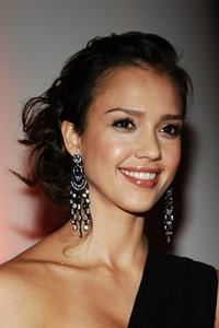 Jessica Alba 2009 at the American Museum of Natural History's Museum Sance at the in New York