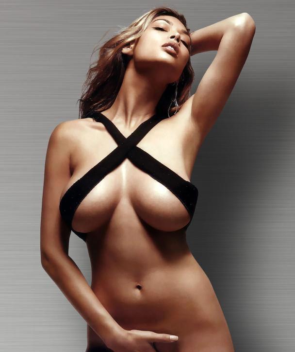 Tera Patrick in lingerie