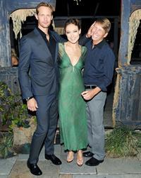 Olivia Wilde 'Encounter' Calvin Klein Fragrance Launch In NY - September 27, 2012