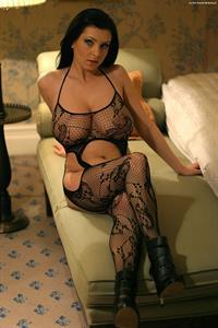 Ewa Barbara Sonnet in lingerie - breasts