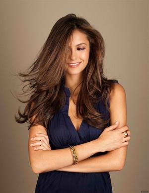 Nina Dobrev Jake Bailey photoshoot