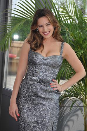 Kelly Brook - Attends the 2012 Ischia Global Fest photocall at Terrazza Martini, Milan, Italy - June 5, 2012