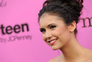 Nina Dobrev at the 12th annual Young Hollywood Awards in Los Angeles on May 13, 2010