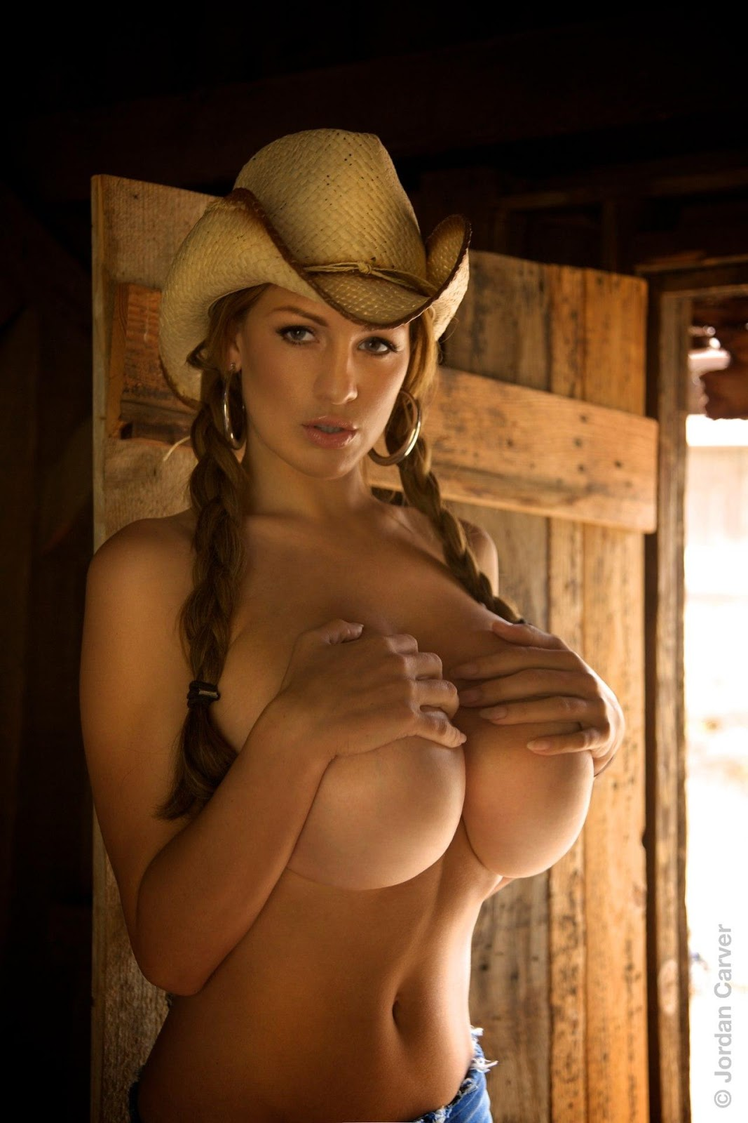 Hot sexy nude naked cowgirls — pic 7