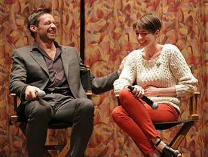 Anne Hathaway SAG screening and Q&A of  Les Miserables  in Beverly Hills December 15-2012