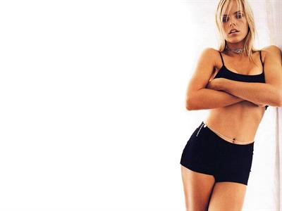 Gena Lee Nolin in lingerie