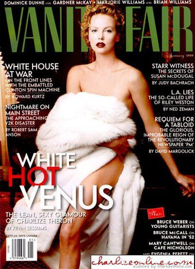 Charlize Theron for Vanity Fair