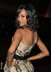 Zoe Saldana - Directors Guild of America Awards