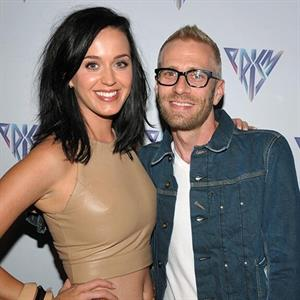 Katy Perry –  Prism  listening party in LA 9/12/13
