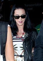 Katy Perry Prepares to depart Los Angeles