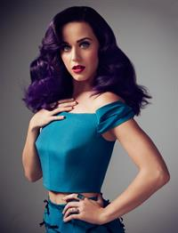 Katy Perry The Hollywood Reporter Jun/Jul 2012