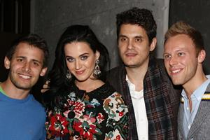 Katy Perry A Christmas Story The Musical Broadway Performance in New York 12.12.12