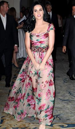 Katy Perry 47th Annual Celebration of Dreams Gala in Santa Barbara November 16, 2012