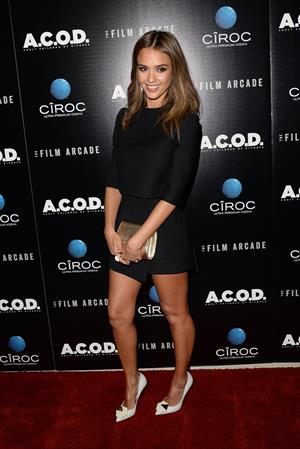 Jessica Alba  A.C.O.D.  - Los Angeles Premiere, 26 Sep 2013