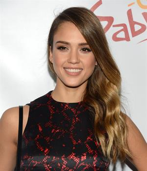 Jessica Alba 'Escape From Planet Earth' premiere in Los Angeles 2/2/13