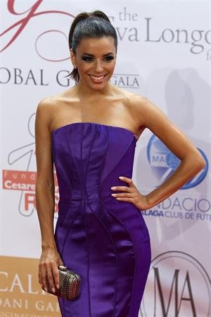 Eva Longoria - Global Gift Gala Gran Melia Resort Don Pepe 19.08.12
