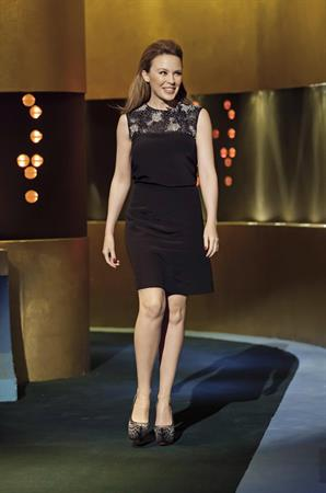 Kylie Minogue at The Jonathan Ross Show London, Oct 27, 2012